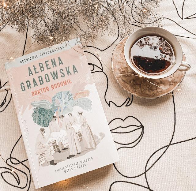 Ałbena Grabowska - Doktor Bogumił