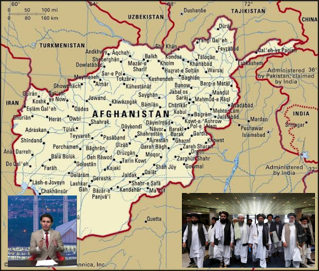 On going peace Process of Afghanistan