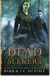 The Dead Seekers - cover - book - Barb e J.C. Hendee