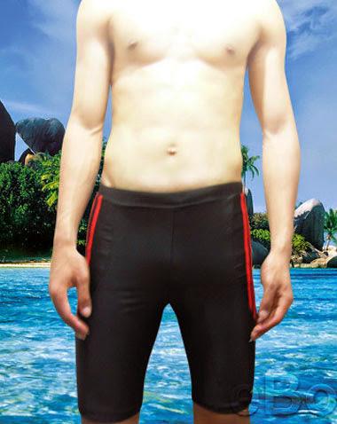 Quần bơi nam, quần bơi nam dài có bán tại Hà Nội