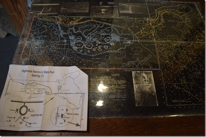 Original CCC map and new map