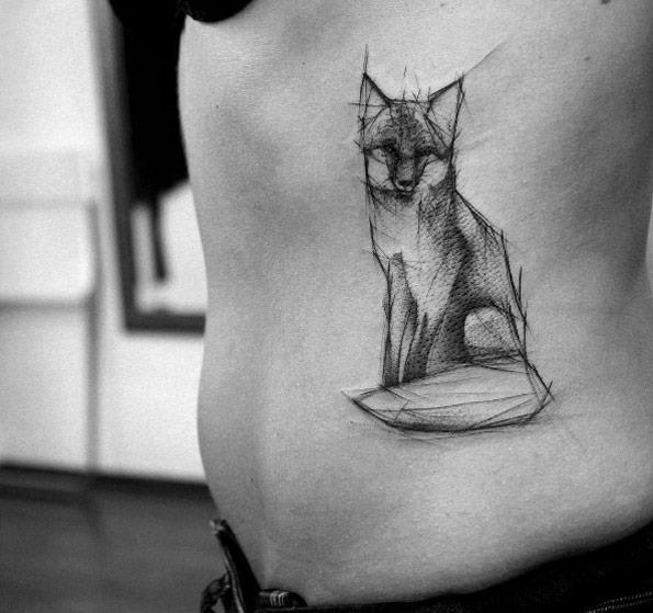 este_esboço_estilo_fox