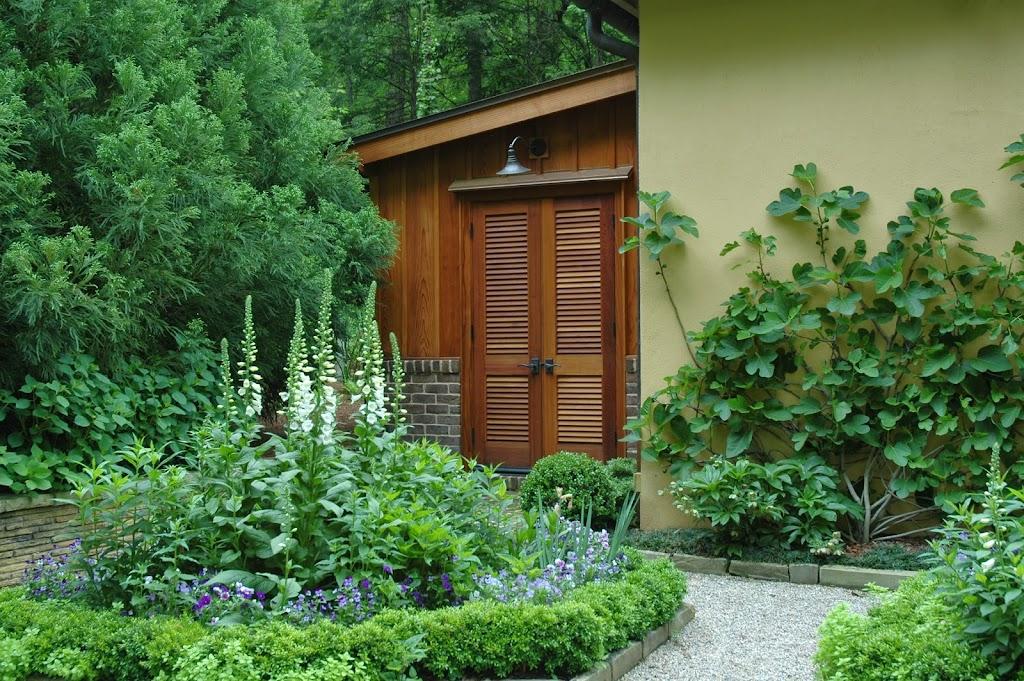 exterior garden house