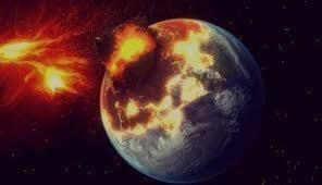ماذا لو سقط القمر على الارض|هل من الممكن سقوط القمر على الارض