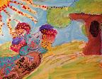 Aboriginal Art by Sansan