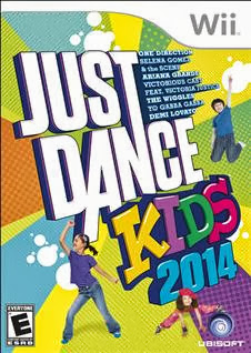 Just Dance Kids 2014   Nintendo Wii