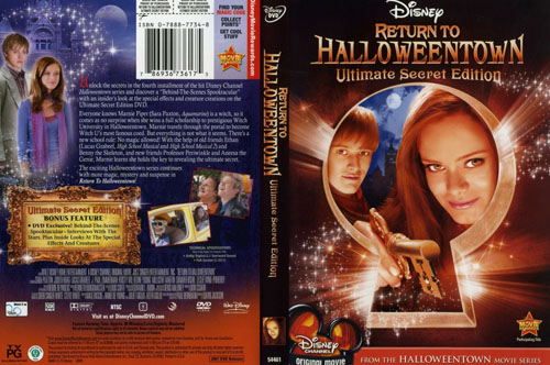 return to halloweentown an interesting and different halloween movie its not as good as the first three movies but still a cute and entertaining film