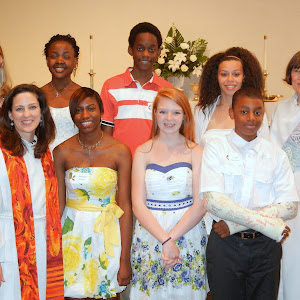 2012 June 3 Confirmation