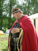 Photo: Magister Trullok Russo von der Falkenauer Akademie.
