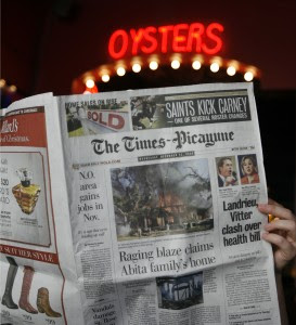 The Times-Picayune newspaper via NOLA Media Group