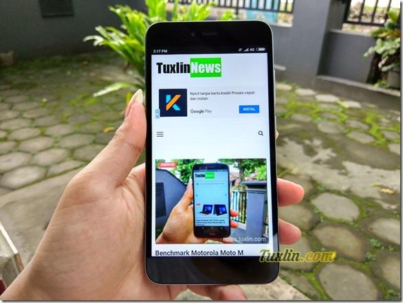 Benchmark Xiaomi Redmi Note 5A: AnTuTu, CPU-Z, Basemark OS II & PCMark