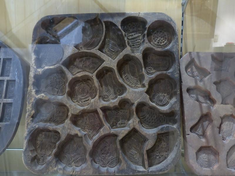 Danshui et une impressionnante collection de moules à gâteaux - P1240814.JPG