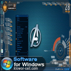 Windows 7 Avengers Edition 2015 x64
