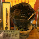 oldest beef noodles bowl at Du Xiao Yue in Tainan in Tainan, T'ai-nan, Taiwan