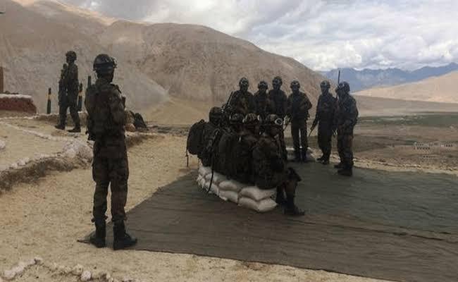 पूर्वी लद्दाख के गैलवान घाटी में चीनी सैनिकों से हुई हिंसक झड़प, तीन भारतीय सैनिक शहीद
