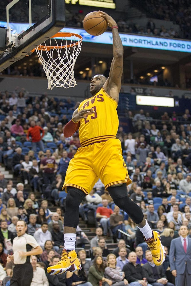 6e79a3b039160 ... LBJ Sports a New Cavs Look with Striped Outsole LeBron 13 PEs ...