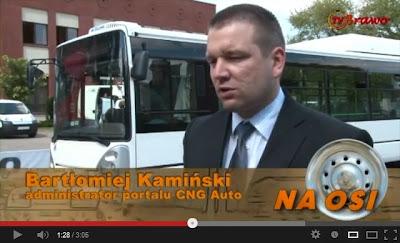 FILM | Relacja z prezentacji EcoGamy Iveco - o pojazdach CNG