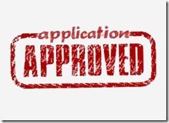 approved for hard money loan