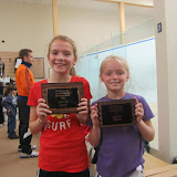 GU11 draw: Skyler Spaulding (Winner), Abigail Roberts (Finalist)