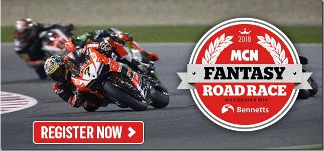 MCN Fantasy Road Race