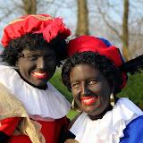 Zwarte Pieten bij HSV