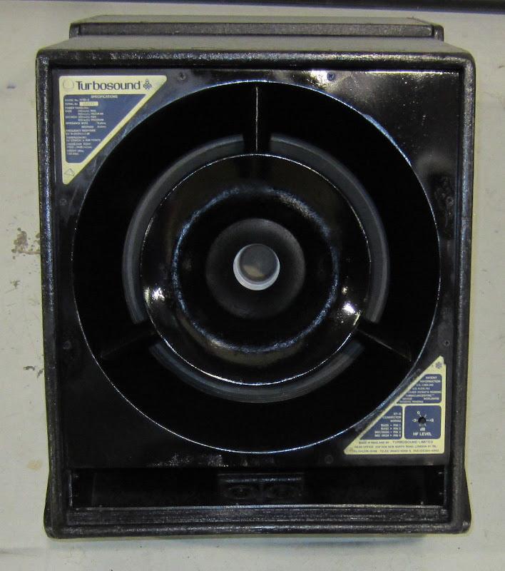 Turbosound tfm-2 monitor - Speakerplans com Forums
