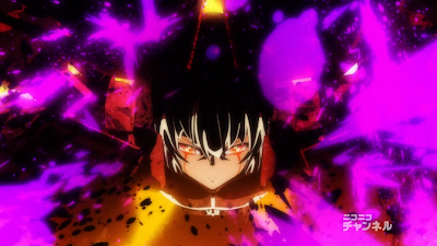 Black Rock Shooter TV Episode 8 Screenshot 2