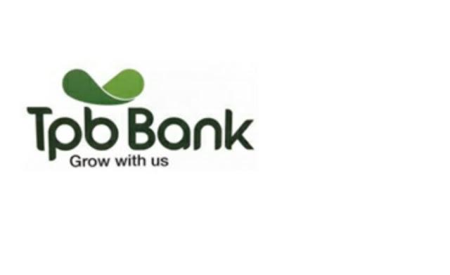 NAFASI ZA KAZI | 6 Job Opportunities at TPB Bank PLC, Sales