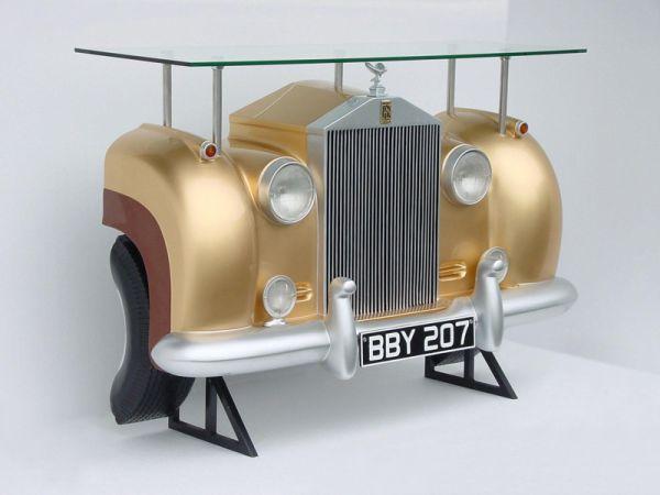 Бар Rolls Royce