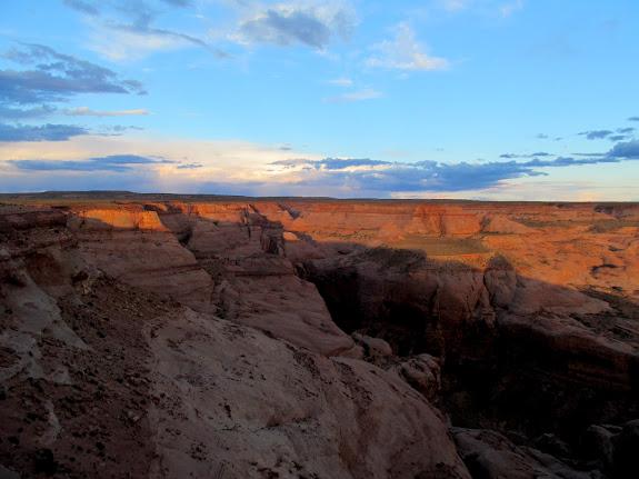North Fork of No Man's Canyon