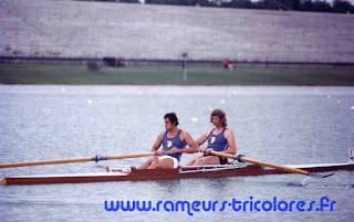 1974-La saison de l'équipe de France d'aviron