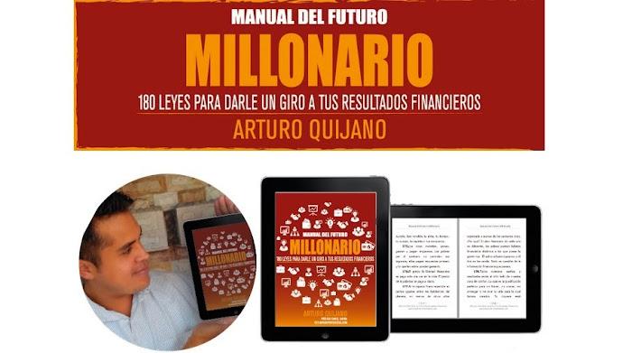 El Manual del Futuro Millonario, una guía para Educarte Financieramente