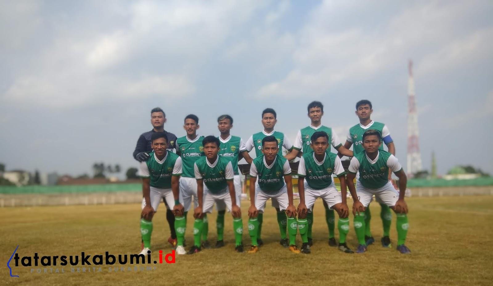 Bintang Timur FC Sukabumi Ditahan Imbang Depok United Liga 3 Jabar