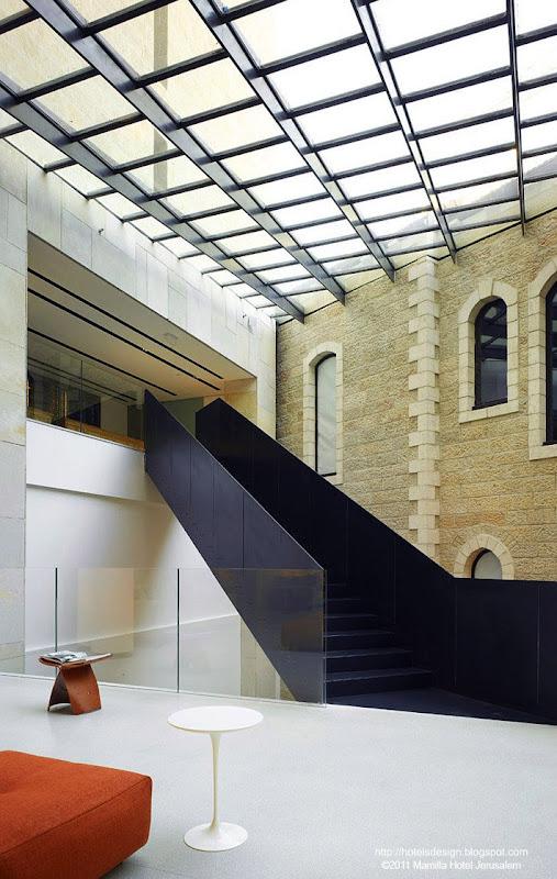 Mamilla hotel Jerusalem_Moshe Safdie_Piero Lissoni_38_Les plus beaux HOTELS DESIGN du monde