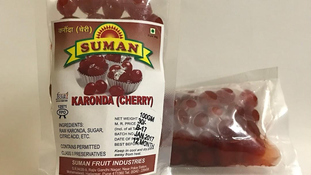 SUMAN FRUIT INDUSTRIES (DISTRIBUTOR) - Office Supply Wholesaler in Undri