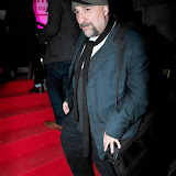 WWW.ENTSIMAGES.COM -  Omid Djalili at   The 40th London Evening Standard British Film Awards in association with London Film Museum supported by Chopard and Moët & Chandon                                                       Photo Mobis Photos/OIC 0203 174 1069