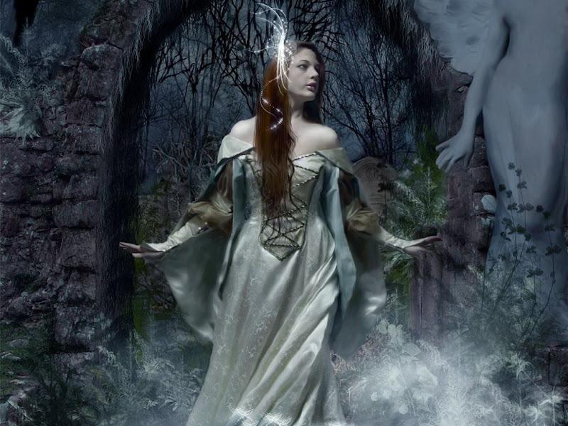 In Twilight Garden, Mystery