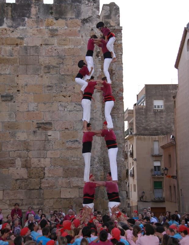 Diada dels Xiquets de Tarragona 3-10-2009 - 20091003_175_2d7_CdL_Tarragona_Diada_Xiquets.JPG