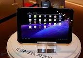 Tablet Toshiba AT200 es la mas delgada del mercado