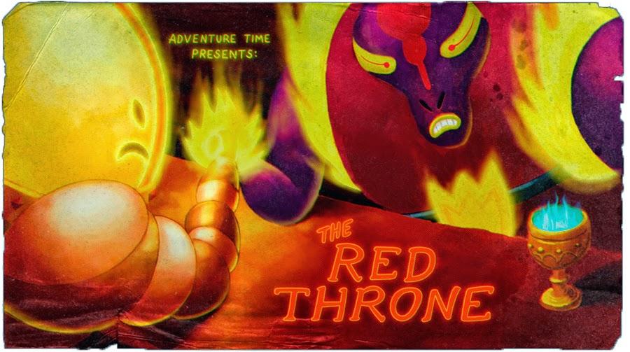 Trono Vermelho