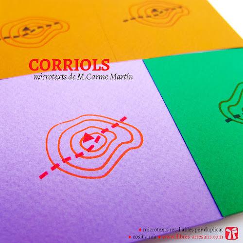 [Corriols, llibre de narrativa hiperbreu, M. Carme Martín