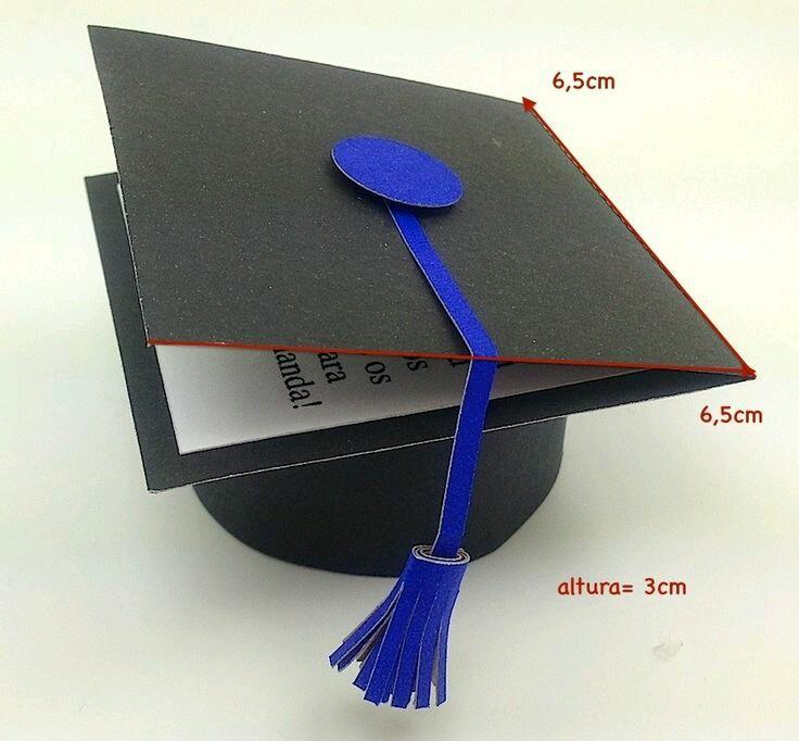 Invitaciones Para Graduación Muy Fáciles De Hacer
