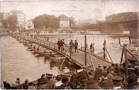 Bridge built before the war – probably in Küstrin by 2. Brandenburgisches Pionier-Bataillon Nr.28