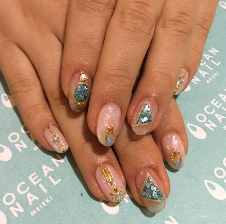 Ocean Nail Art Designs 2016 Style You 7