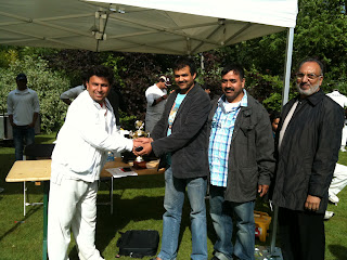 Asian Cricket Mela - June 2012 @ Mechelen