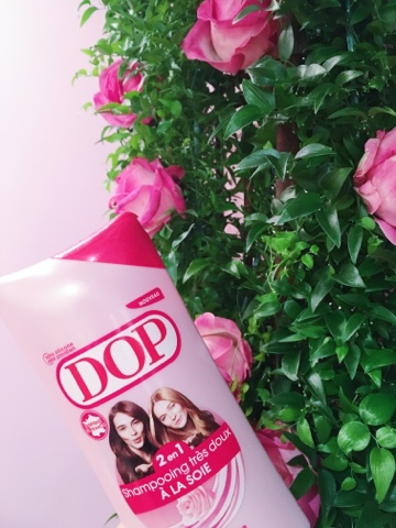 pink beauty blog DOP shampoo