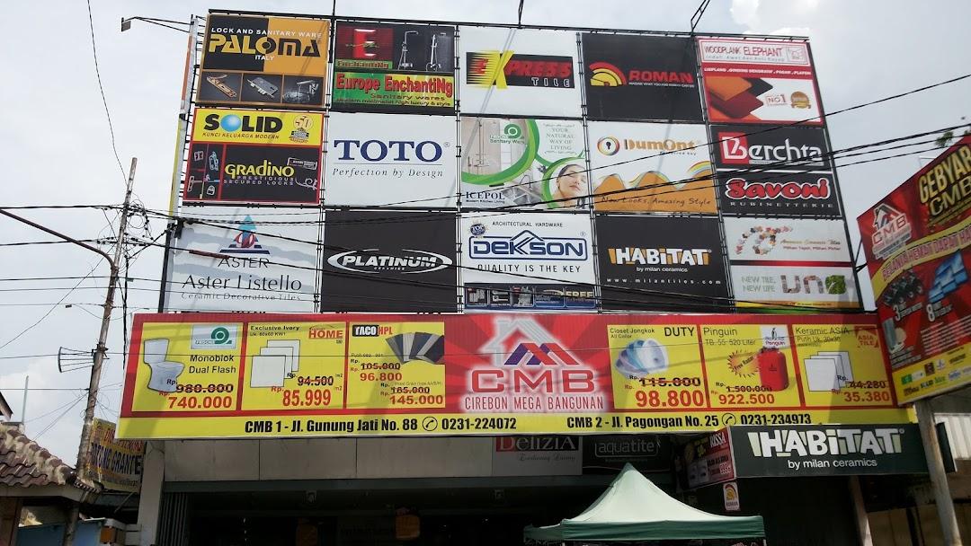 Banner Toko Bangunan - desain spanduk keren