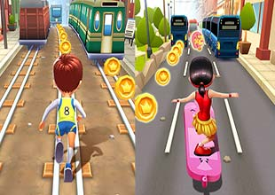 صب واي Subway Tom Run