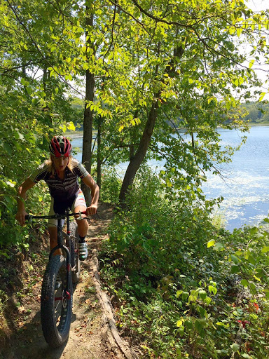 Twin Lakes singletrack