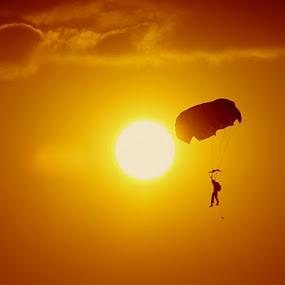 flying into the sun by Budjana Yamazaki - Sports & Fitness Other Sports (  )